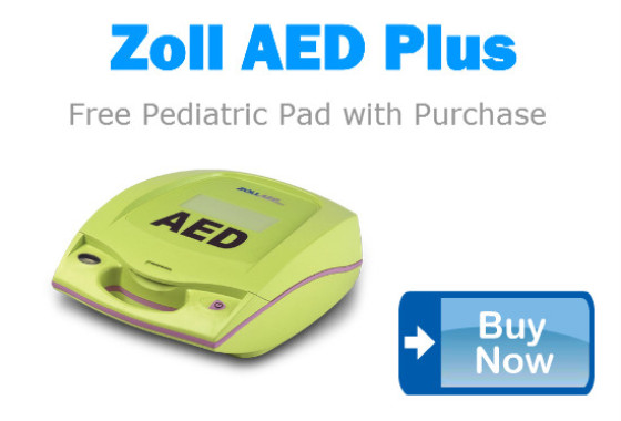 Zoll AED Promo